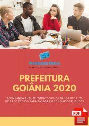 Apostila Goiânia Assistente Administrativo 2020