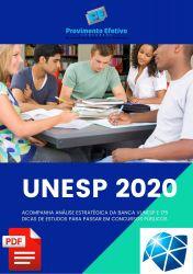 Apostila CONTADOR UNESP 2020