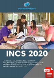 Apostila Assistente Administrativo INCS 2020
