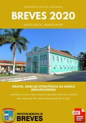 Apostila Prefeitura Breves Arquiteto 2020