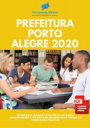 Apostila Economista Prefeitura Porto Alegre 2020