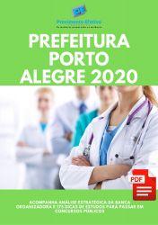 Apostila Nutricionista Prefeitura Porto Alegre 2020