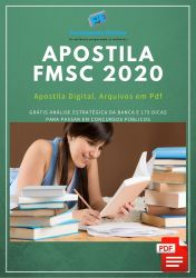 Apostila Assistente Social FMSC Canoas 2020