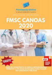 Apostila Cirurgião Dentista FMSC Canoas 2020