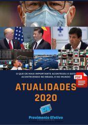 ATUALIDADES 2020 para Concursos e ENEM