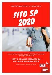 Apostila FITO OSASCO TÉCNICO EM ENFERMAGEM 2020