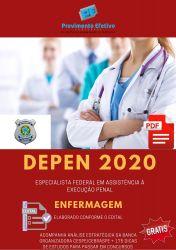 Apostila DEPEN ENFERMAGEM Especialista em Execução Penal 2020