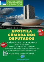 Apostila Câmara dos Deputados Consultor de Orçamento e Fiscalização Analista Legislativo
