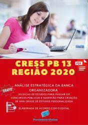 APOSTILA CRESS PB AGENTE FISCAL 2020