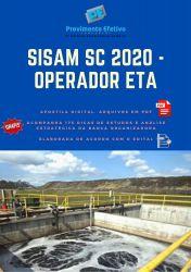Apostila SISAM SC OPERADOR ETA 2020
