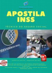Apostila INSS TÉCNICO do SEGURO SOCIAL