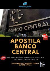 Apostila Banco Central Infraestrutura e Logística - Analista Área 5