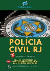 Apostila Polícia Civil RJ 2020 Perito Criminal Engenharia Civil