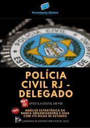 Apostila Polícia Civil RJ DELEGADO de POLÍCIA