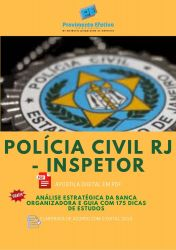 Apostila Polícia Civil RJ INSPETOR de POLÍCIA