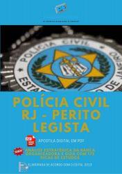 Apostila Polícia Civil RJ PERITO LEGISTA TOXICOLOGIA