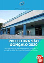 Apostila São Gonçalo Guarda Municipal 2020