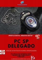 APOSTILA POLICIA CIVIL SP DELEGADO