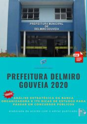 Apostila Contador Prefeitura Delmiro Gouveia 2020