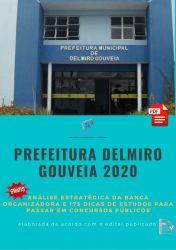 Apostila Fonoaudiólogo Prefeitura Delmiro Gouveia 2020