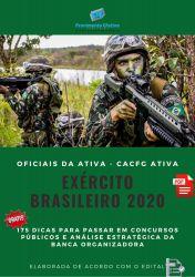 APOSTILA OFICIAIS DA ATIVA EXÉRCITO 2020