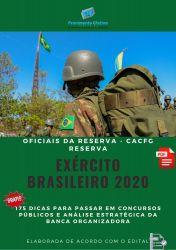 APOSTILA OFICIAIS DA RESERVA EXÉRCITO 2020