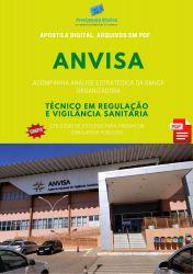 Apostila Concurso ANVISA Técnico de Regulação e Vigilância Sanitária