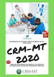 Apostila CRM MT Médico Fiscal 2020