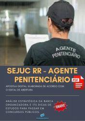 Apostila Agente Penitenciário SEJUC RR 2020 - AGEPEN