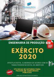 Apostila Exército Engenharia de Produção 2020