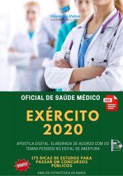 Apostila Exército Oficial de Saúde Médico 2020