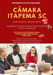 Apostila RECEPCIONISTA CÂMARA ITAPEMA 2020