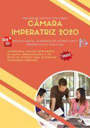 Apostila PSICÓLOGO CÂMARA IMPERATRIZ 2020
