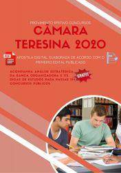 Apostila Assistente Legislativo Câmara Teresina 2020