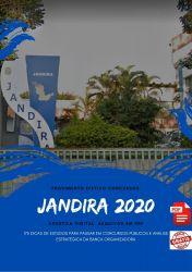 Apostila Terapeuta Ocupacional Prefeitura Jandira 2020