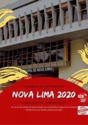 Apostila Agente Comunitário Prefeitura Nova Lima 2020