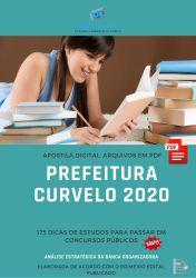 Apostila Auxiliar Administrativo Prefeitura Curvelo 2020