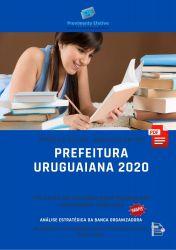 Apostila Agente Comunitário Prefeitura Uruguaiana 2020