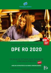 Apostila DPE RO ANALISTA EM ECONOMIA 2020