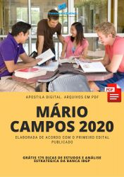 Apostila Mário Campos ARQUITETO - 2020
