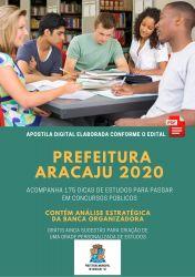 Apostila Auditor de Tributos Municipais Tecnologia da Informação - Prefeitura Aracaju 2020