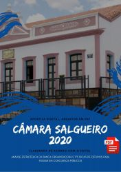Apostila Assistente da Ouvidoria CÂMARA SALGUEIRO 2020