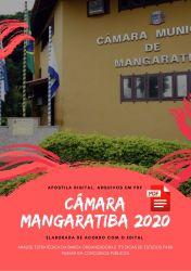 Apostila Supervisor Legislativo CÂMARA MANGARATIBA - 2020