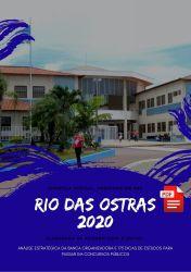 Apostila Rio das Ostras PEDAGOGO - 2020