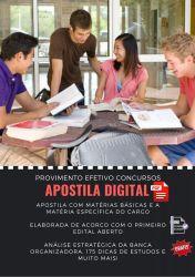 Apostila Salgueiro Professor de Educação Infantil e Ensino Fundamental - 2020