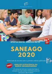 Apostila SANEAGO - Técnico em Segurança do Trabalho - 2020