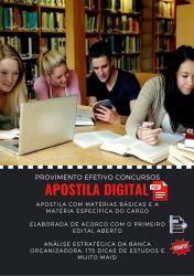 Apostila CRESS AC - AGENTE FISCAL - 2020