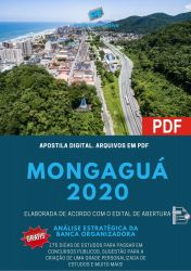 Apostila Mongaguá - Técnico de Enfermagem Resgatista - 2020