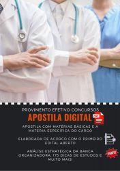 Apostila Cirurgião Dentista - Campina Grande 2020
