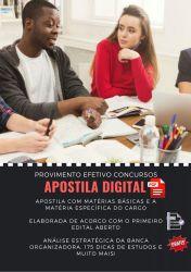 Apostila Capanema Auditor Fiscal Municipal - 2020